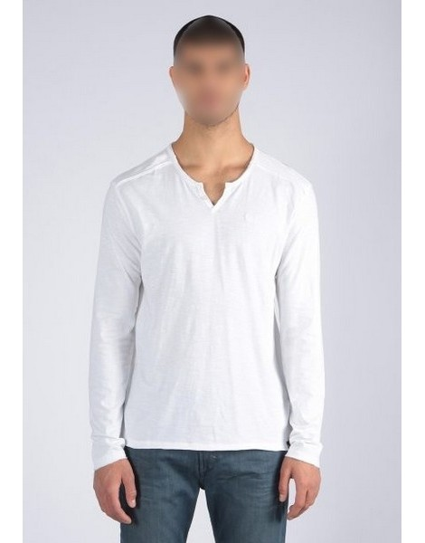 KAPORAL TEE SHIRT HOMME PING white
