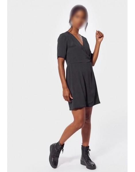 KAPORAL ROBE FEMME SODA black